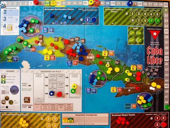 Cuba Libre play