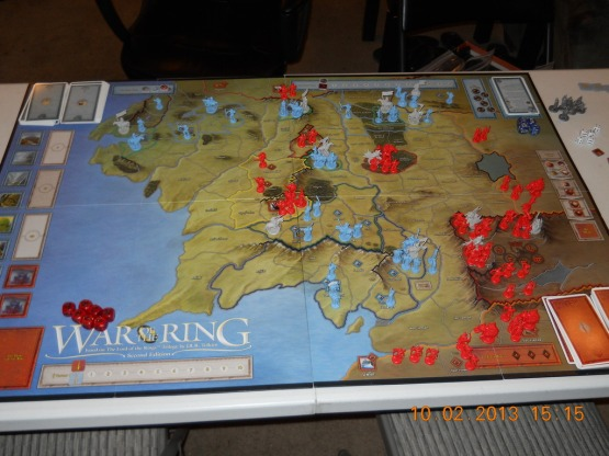 War of the Ring play