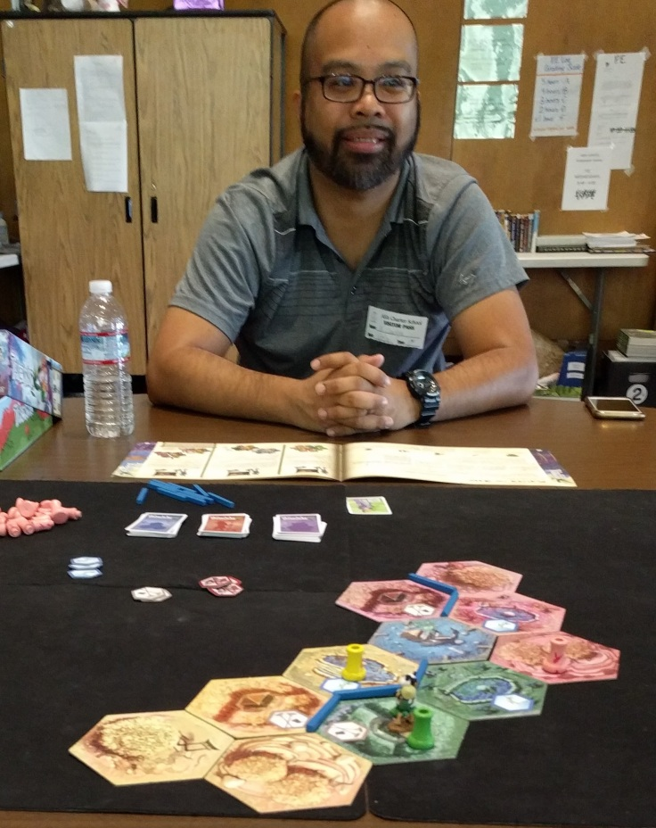 Teaching Takenoko
