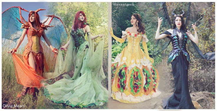Four Costumes