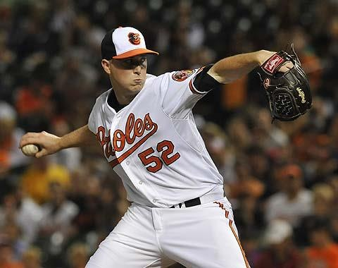 Steve Johnson Orioles