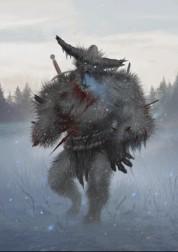 Frozen Corpse Art
