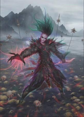 Necromancer Art