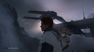 Jedi Ship